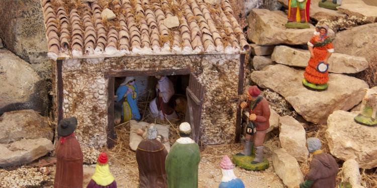 Christmas Traditions Santons Provence