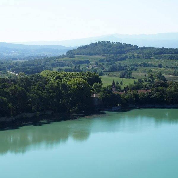 l'étang de la Bonde