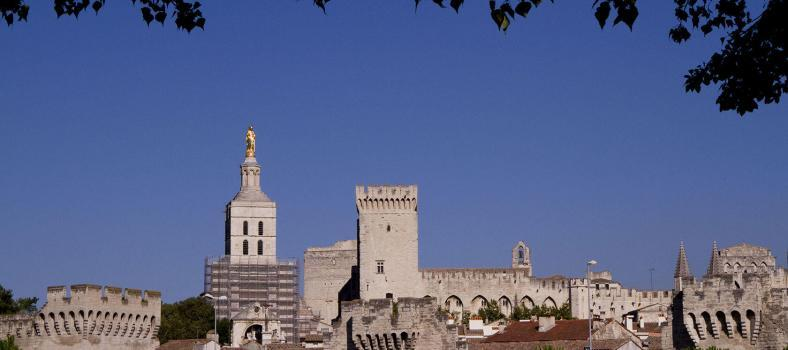 The Walled City of Avignon