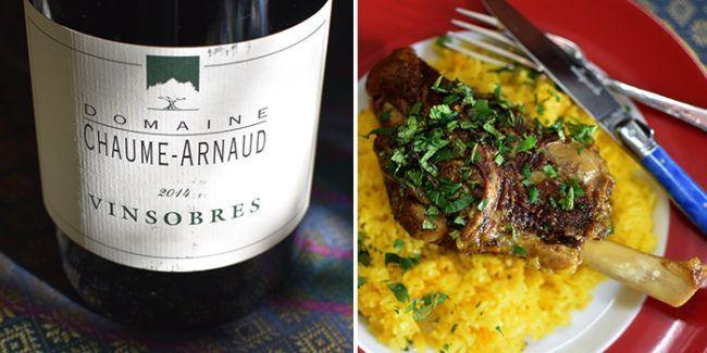 Vinsobres Southern Rhône Wine