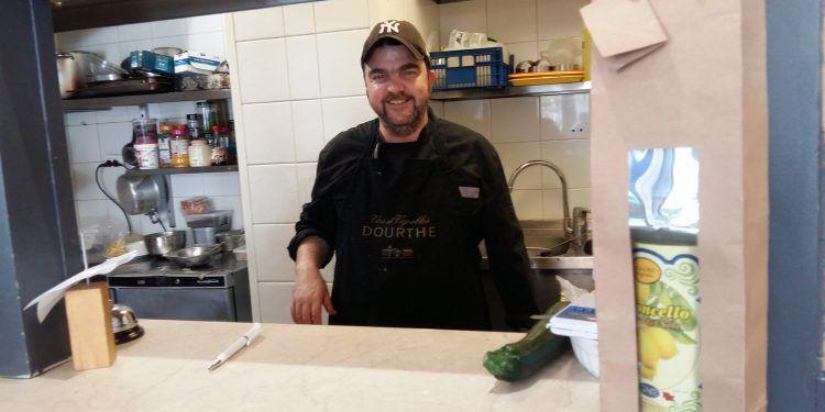 Eat Lunch Cagnes-sur-Mer Kafé In