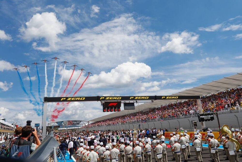 French Formula 1 Grand Prix – Dates for 2019 - Perfectly