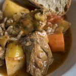 Lamb Stew Navarin d'Agneau