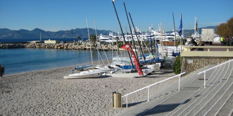 Winter House Sitting Provence Cannes Quiet Beach Jane Dunning