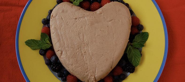 Coeur à la Crème au Chocolat