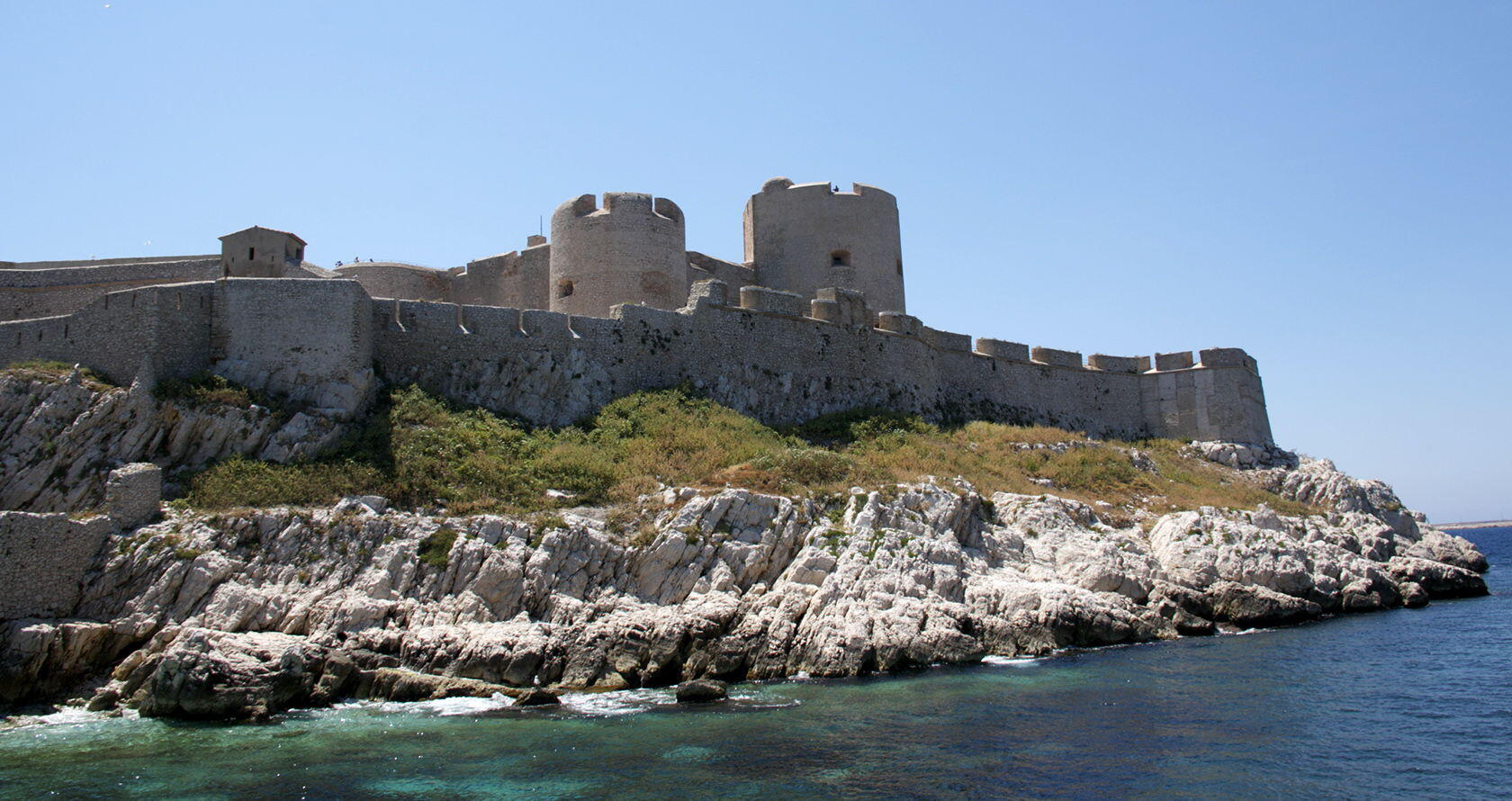 Chateau d'If Marseille