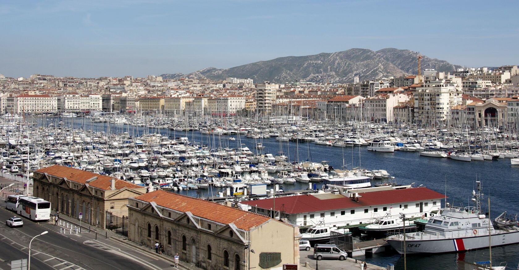 Visit Marseille Vieux Port