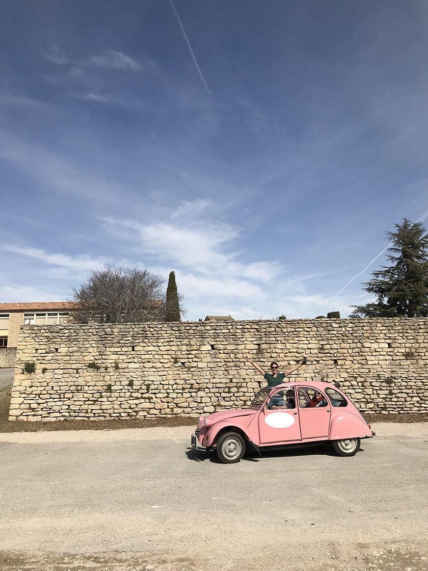 2CV Touring Provence