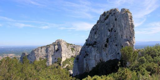 Alpilles Hiking Tips Deux Trous