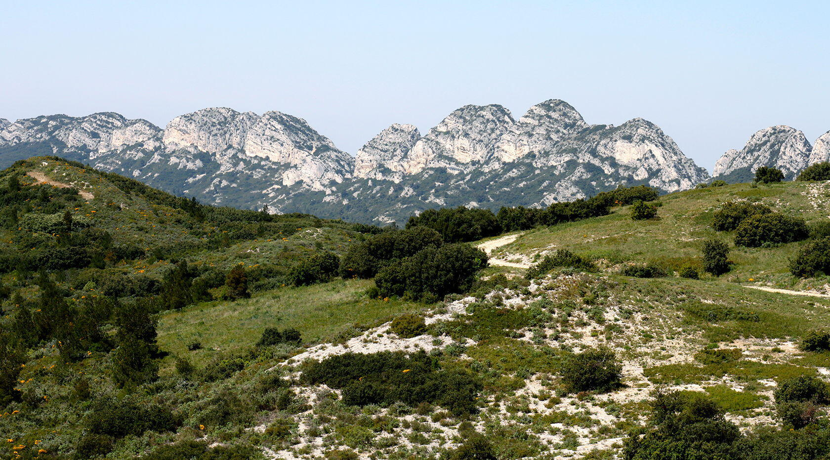 Alpilles Hiking Tips GR6