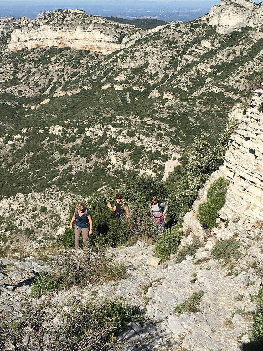 Alpilles Hiking Tips Tour des Opies