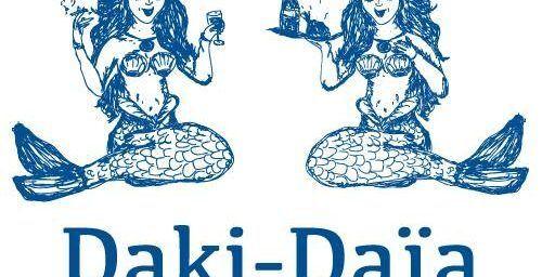 Daki-Daïa Vegetarian Nice Logo