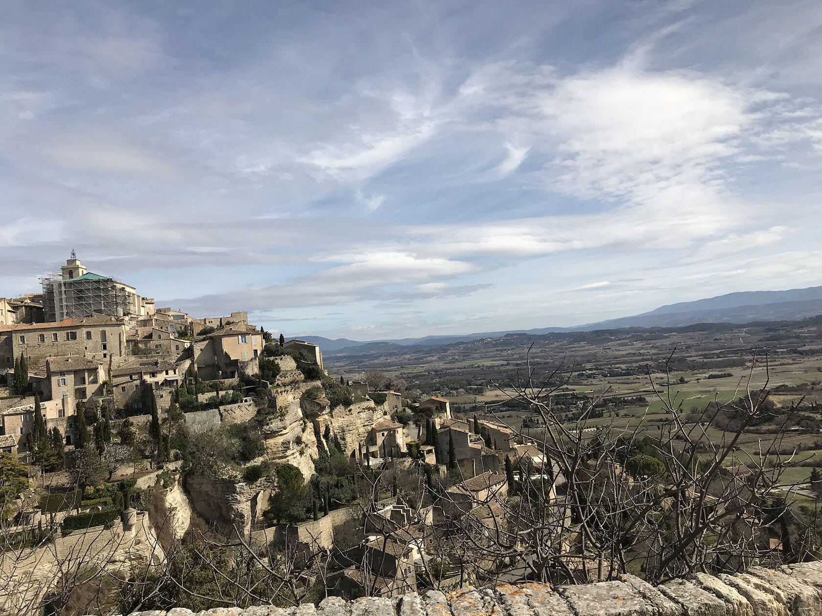 Gordes Luberon Views Provence