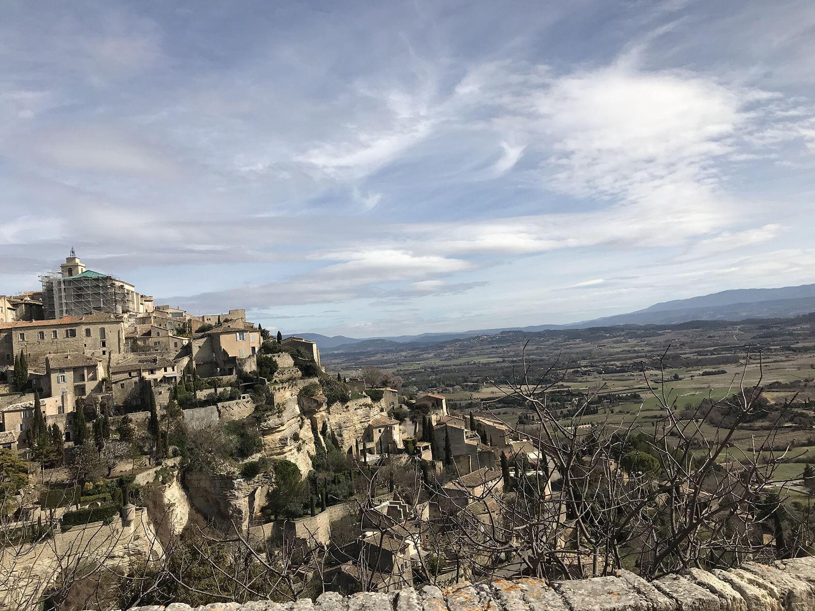 Gordes Luberon Views Provence