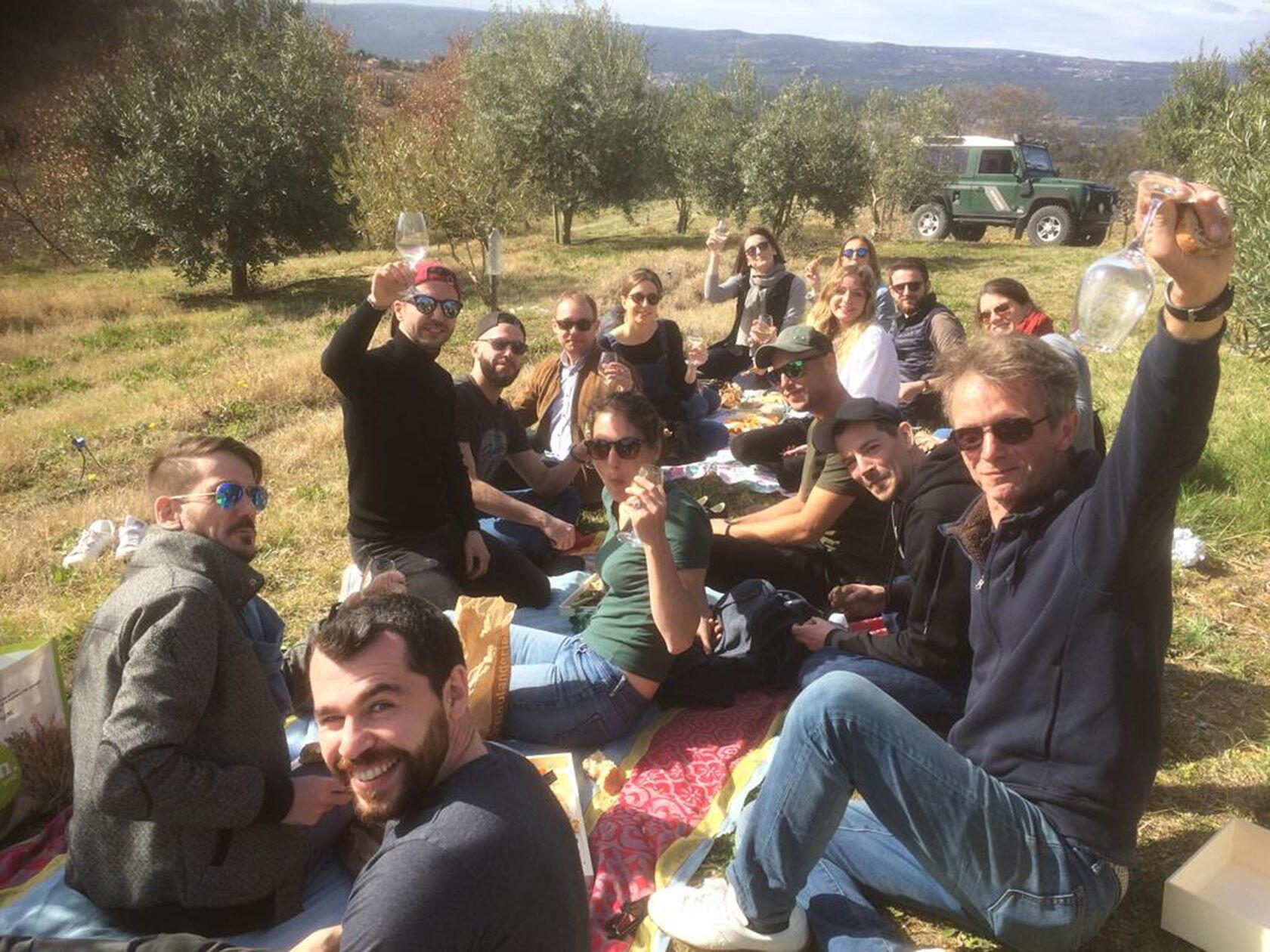 Luberon Picnics Short Breaks Provence