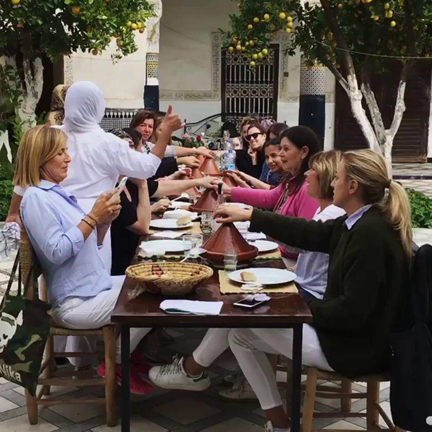 Marrakech Culinary Adventure