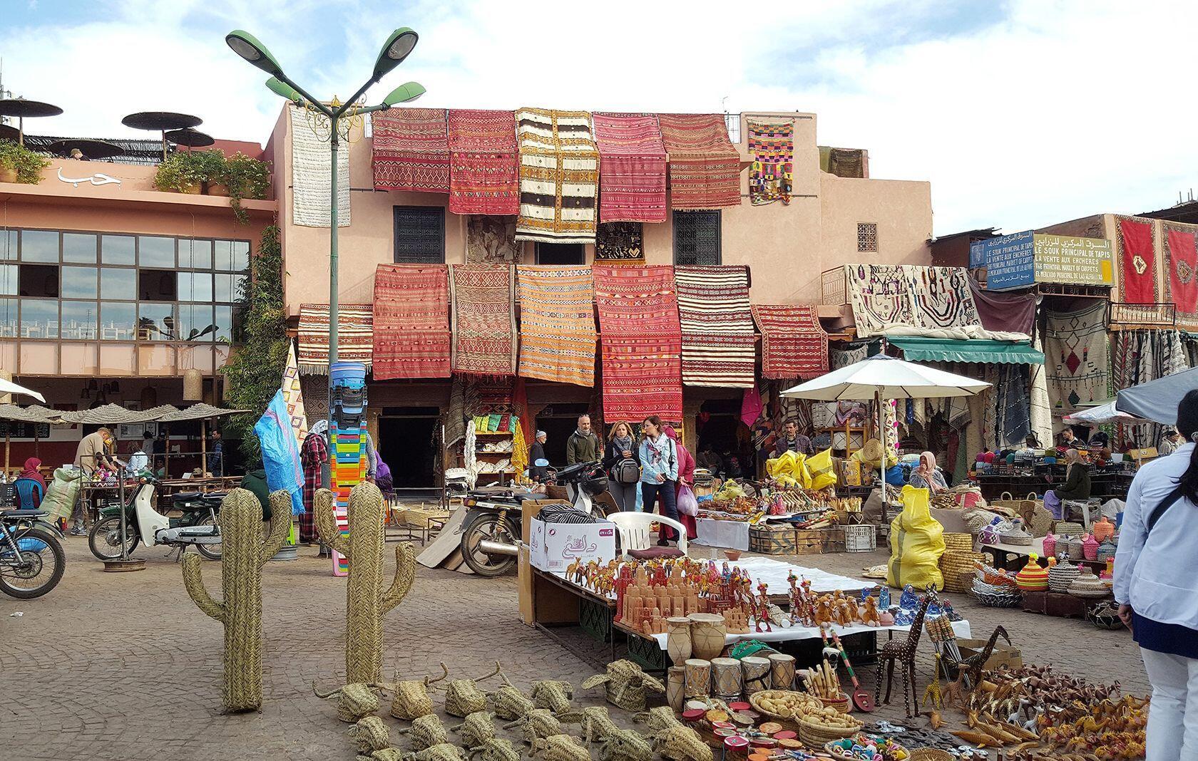 Marrakech Culinary Adventure Medina