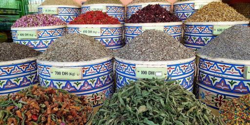 Marrakech Culinary Adventure Spice Market, Marrakesh