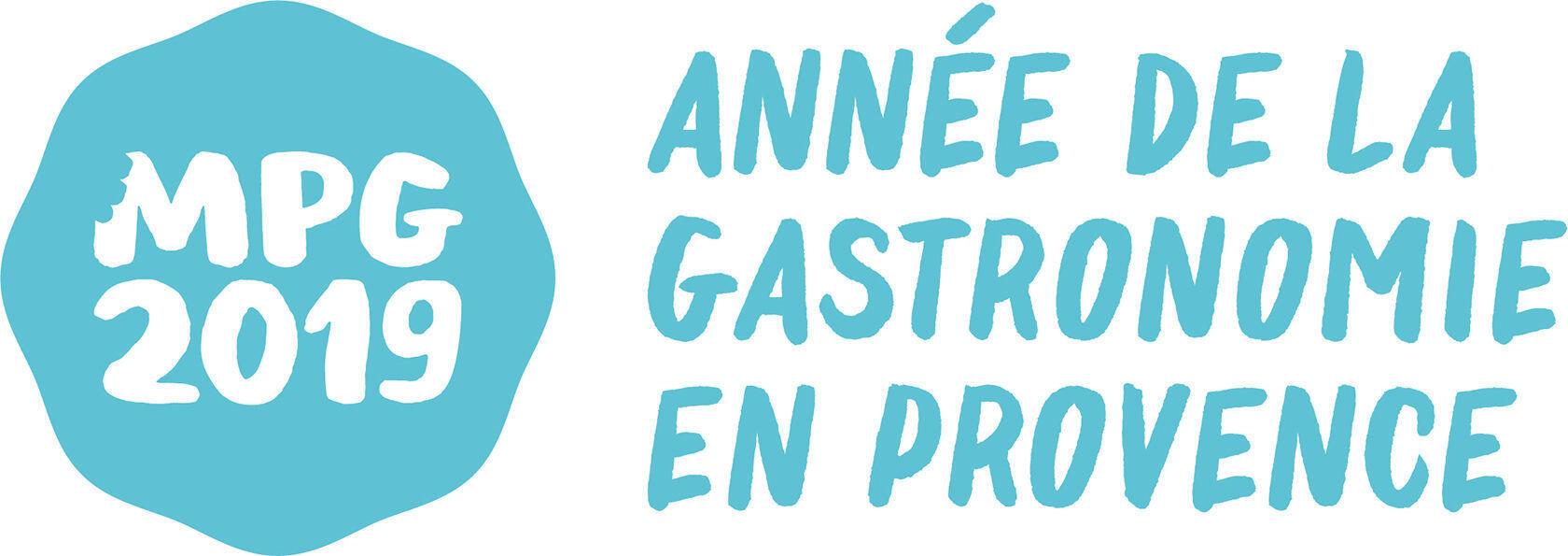LOGO Marseille Provence Gastronomy 2019
