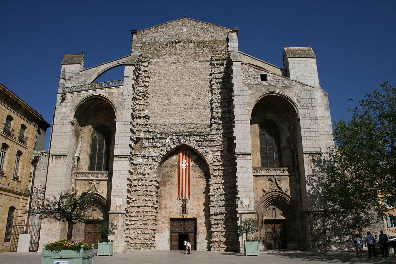 Mary Magdalene basilica public domain