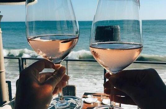 Drinking Rosé Restaurants