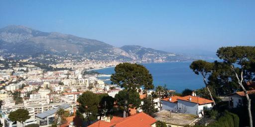 French Riviera Visit Menton from Roquebrune Cap Martin