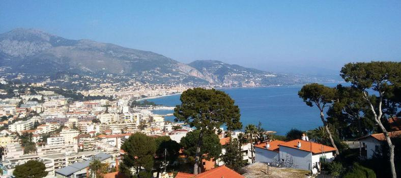 French Riviera Visit Menton from Roquebrune Cap Martin