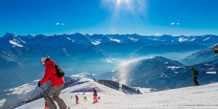 Getaway Alps Skiing Trekking