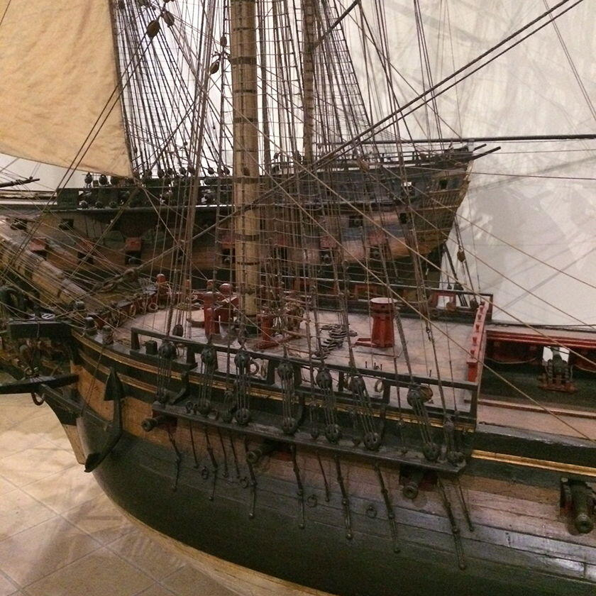 Toulon Visit Provence Marine History