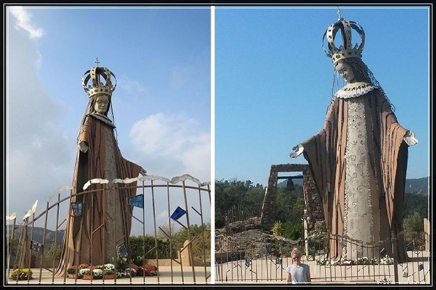 Hike Notre Dame de L'Afrique Top French Riviera en Famille