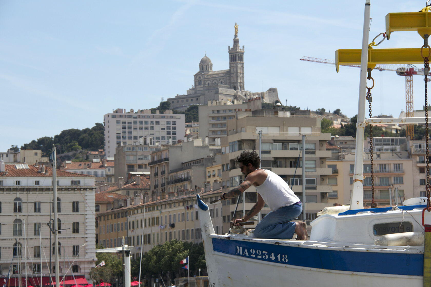 Marseille History Visit Provence