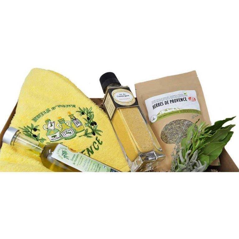 Remember Provence Shopping Panier-cadeau-cuisine