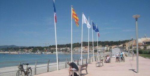 Beach Les Lecques