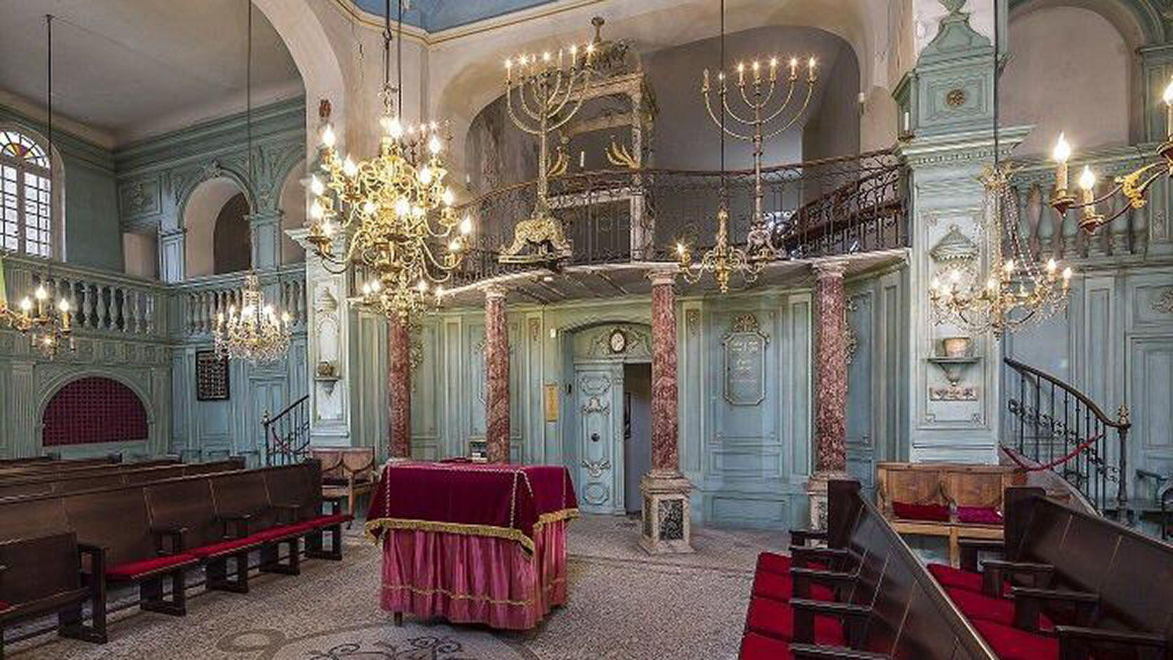 Jewish Heritage Tours synagogue-carpentras