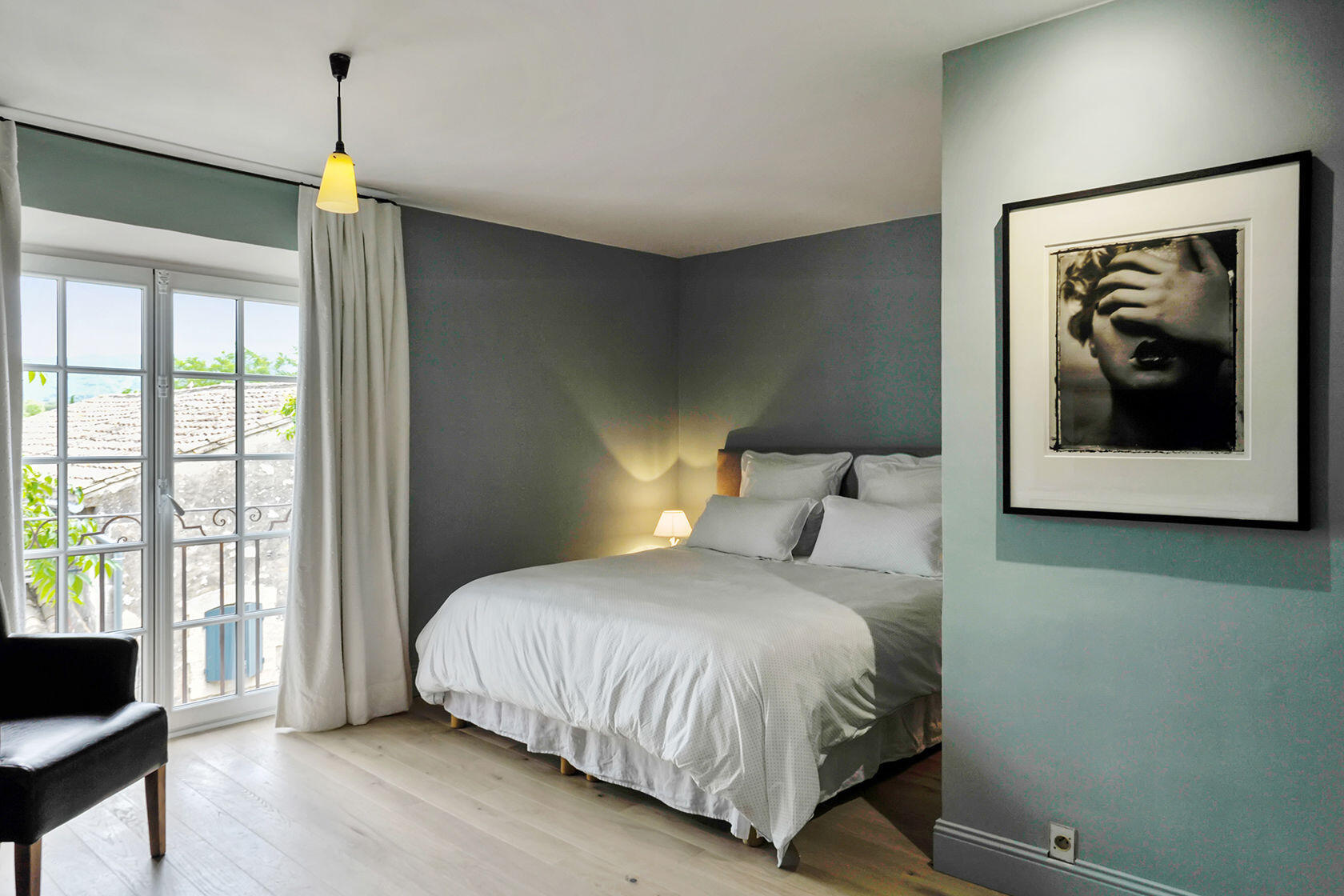 Maison Hache Guest Rooms