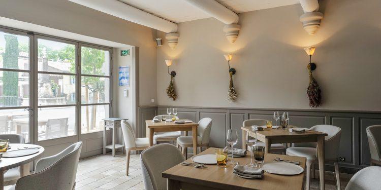 Maison Hache Restaurant Eygalières