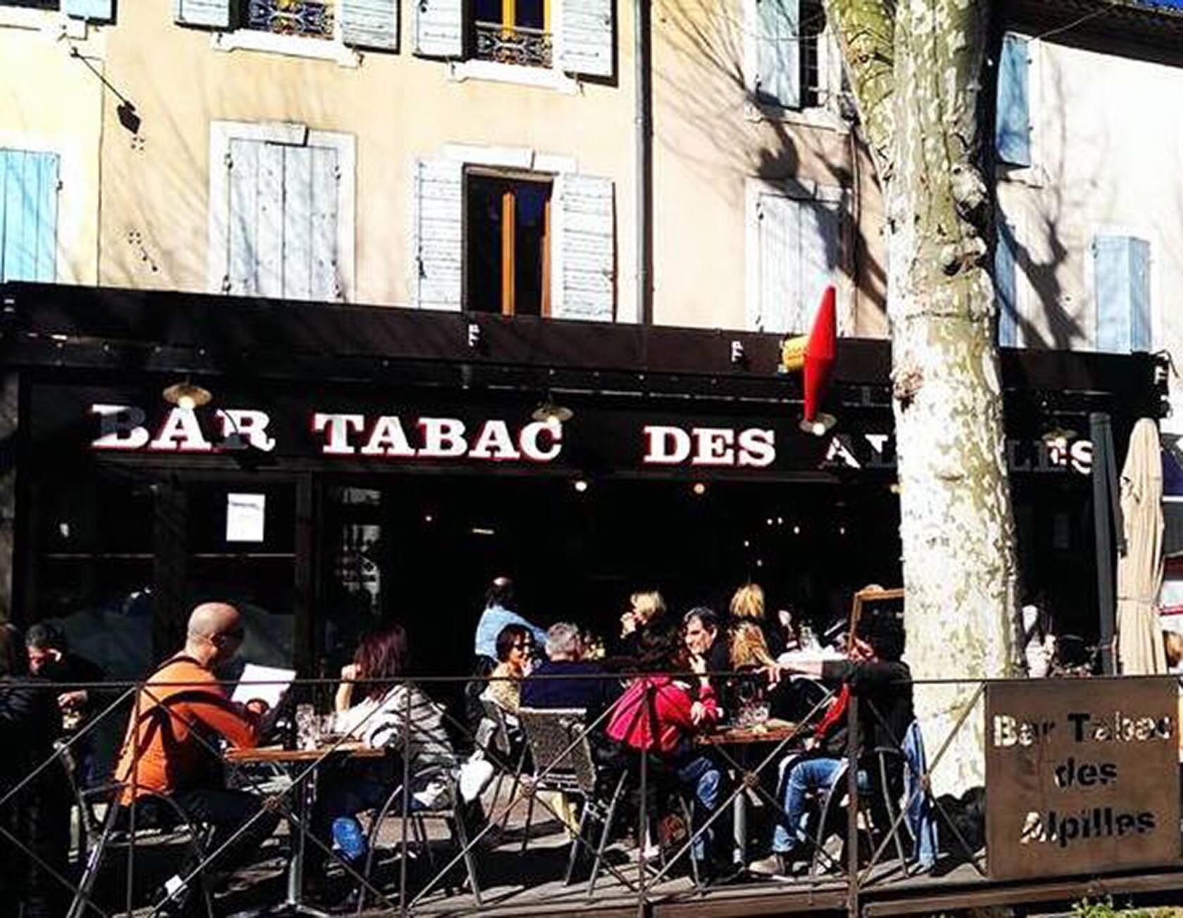 Market Bar des Alpilles St Remy