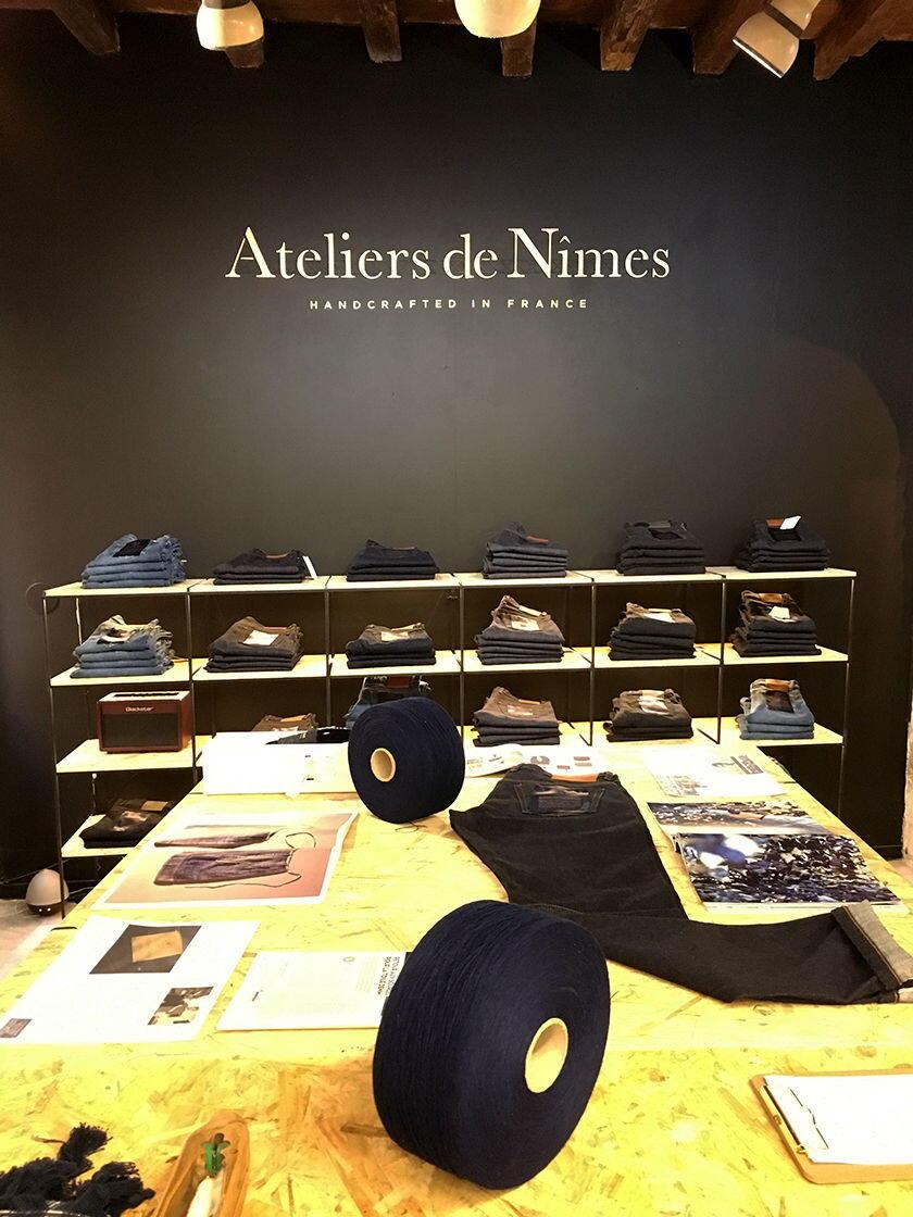Nîmes Atelier de Nimes Shopping