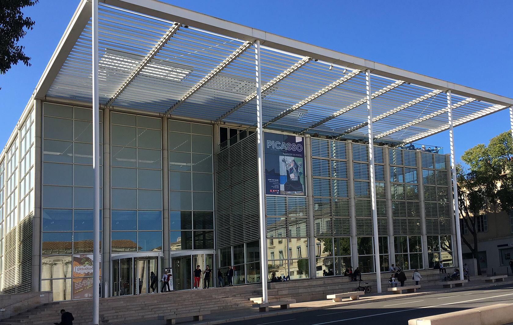 Nîmes Carré d'Art Museum