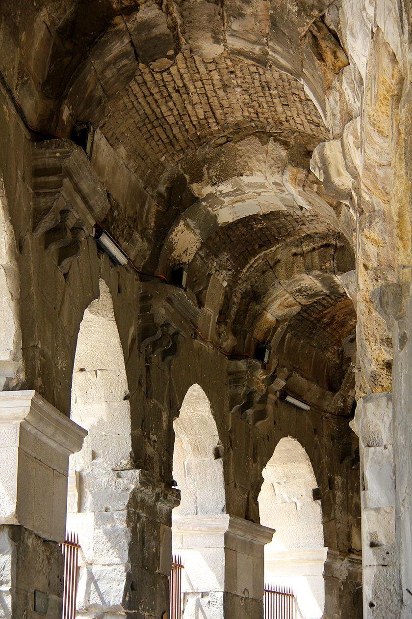 Roman Amphitheatre Nîmes Sightseeing