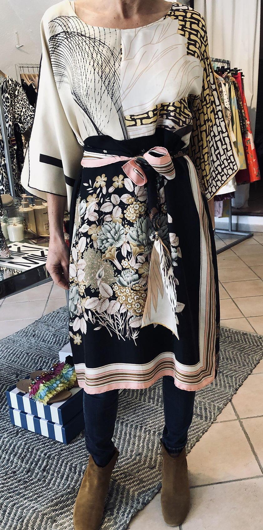 Scarf Fashion Miki Miki