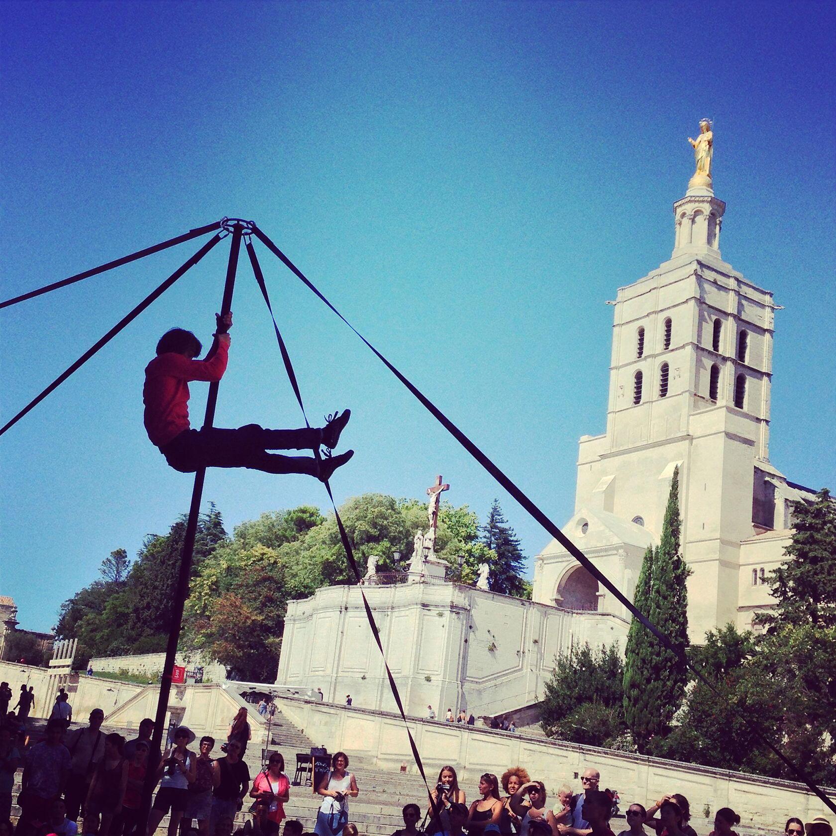Summer Festivals Events Provence Festival d'Avignon