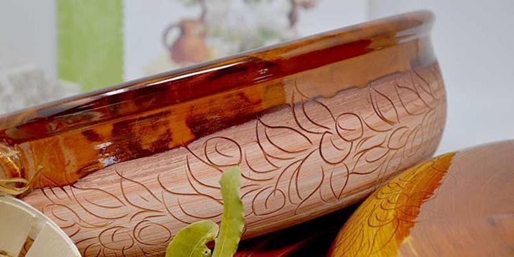 Understanding Provencal Ceramics Vallauris Pottery Sgrafitte Technique
