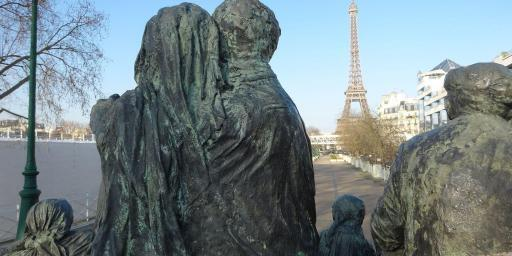 Vel d'Hiv Memorial, Paris