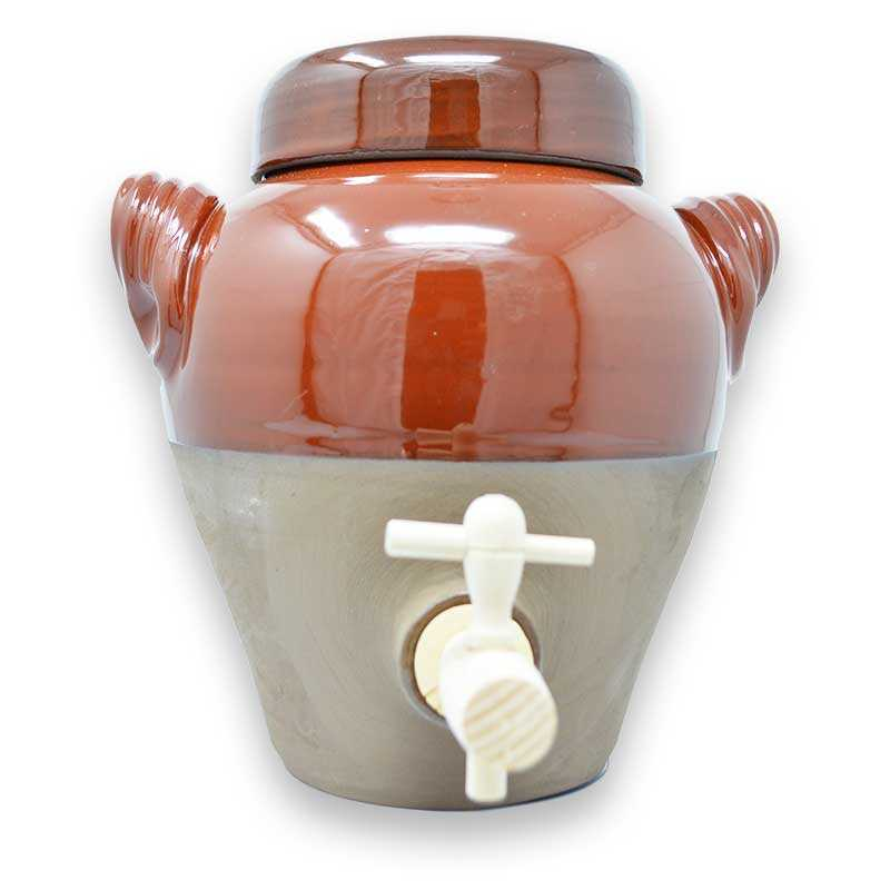 Understanding Provencal Ceramics Vallauris Pottery Vinegar Maker