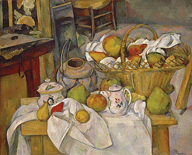 Still Life Cezanne