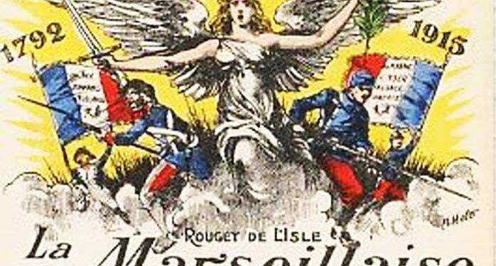 La Marseillaise French National Anthem