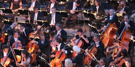 Les Chorégies d'Orange opera orchestra