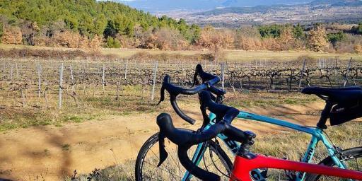 Luberon Biking Routes Cycling