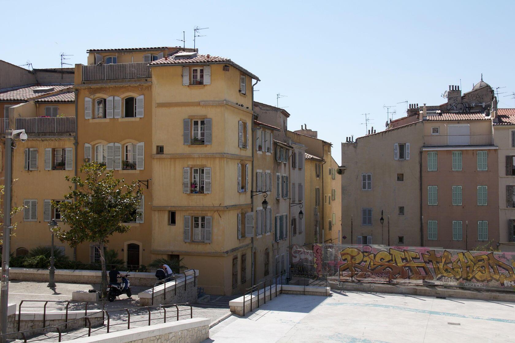 Marseille Le Panier Reasons to Visit